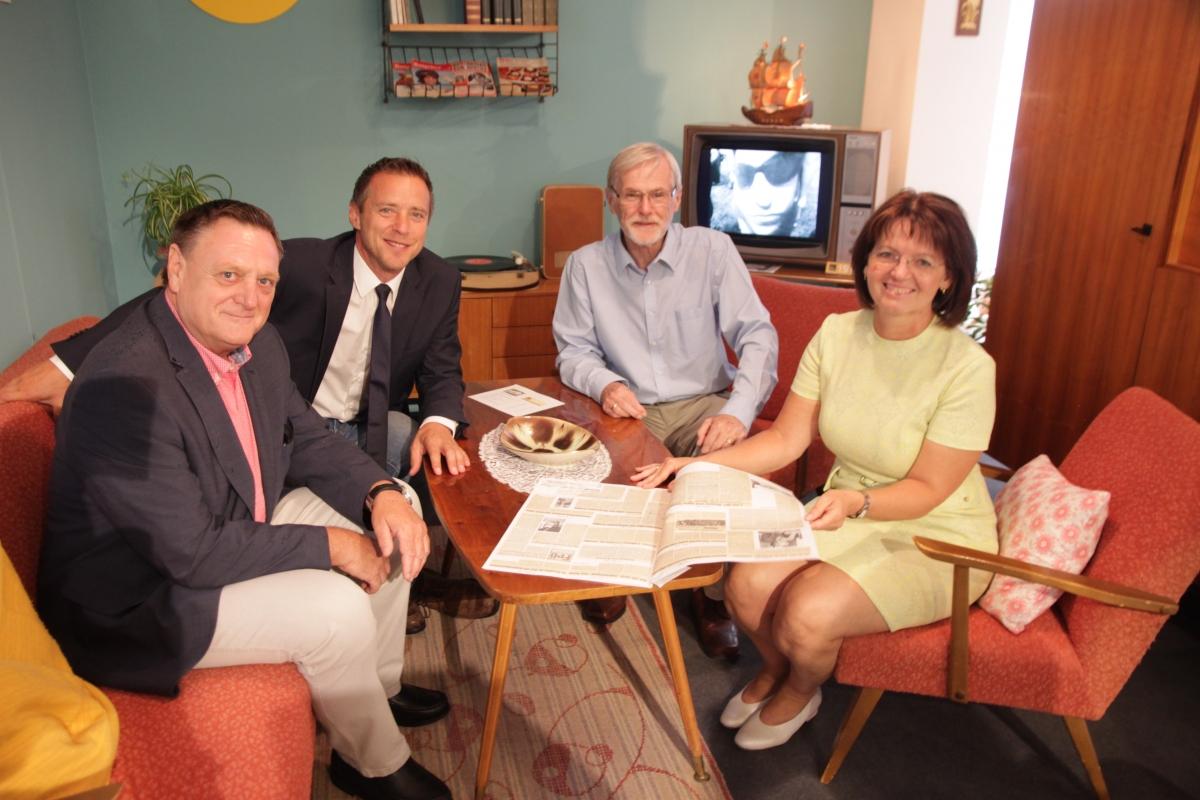 Fritz Kralik, Peter Eder, Johann Gmeilbauer, Jutta Ramböck