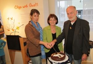 """""""Olga und Gustl"""" Präsentation am 22.11.2015"""