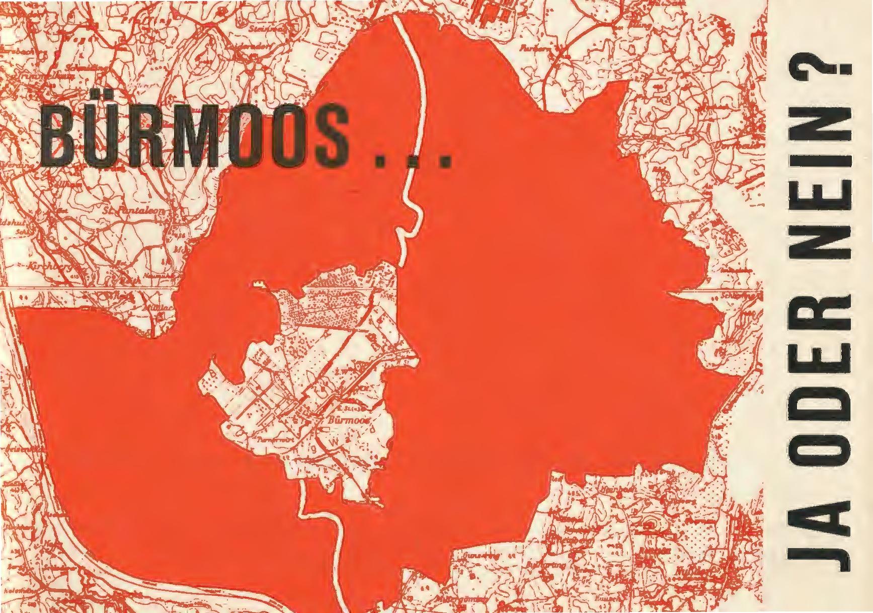 Bürmoos – 1967 Gemeindegündung