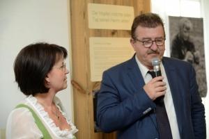 Grußworte Christian Kager,Bürgermeister von Eggelsberg