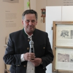 Lorenz Reich 1. Vorsitzender Deutsches Hopfenmuseum Wolnzach Hallertau
