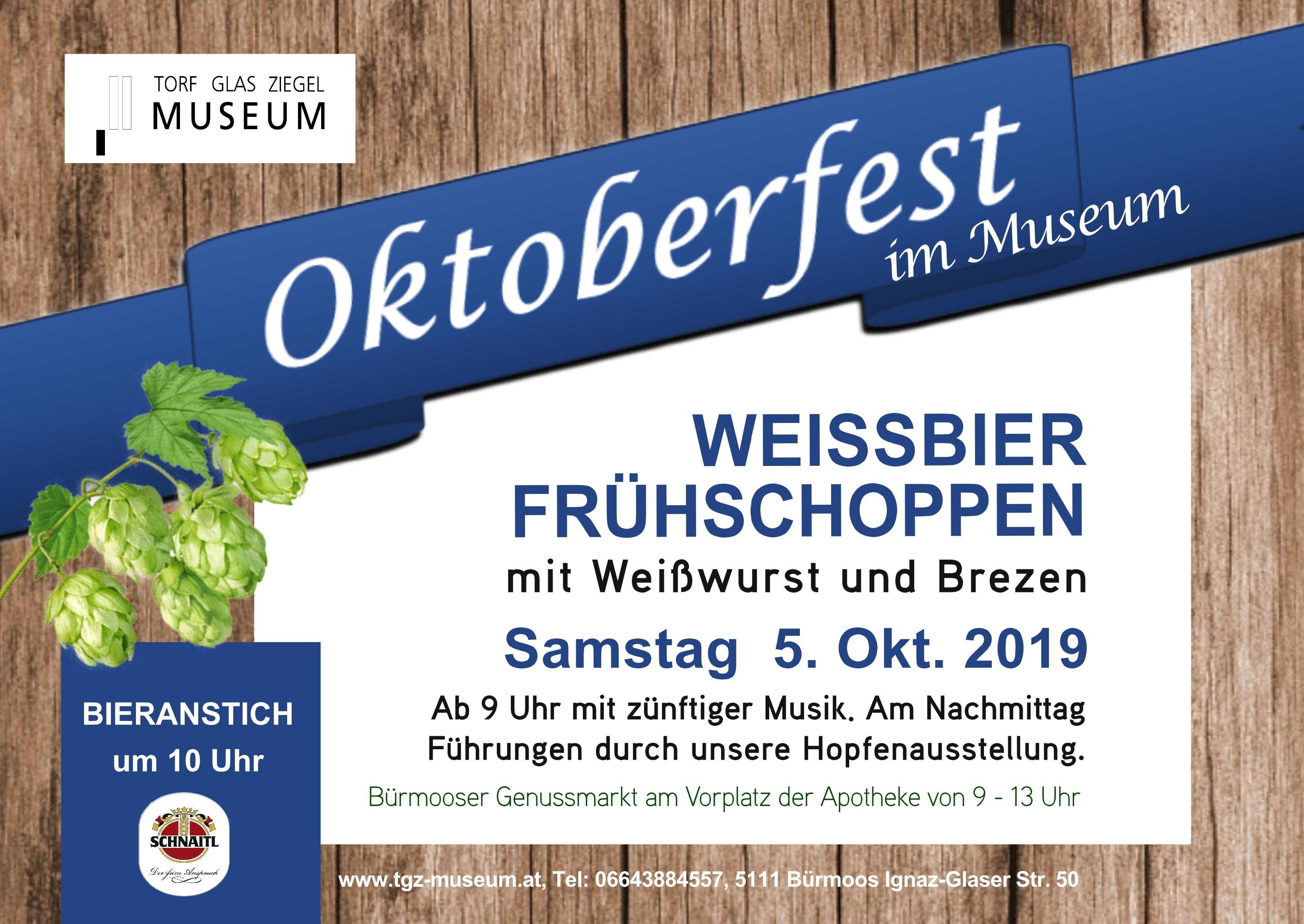 Oktoberfest im Museum