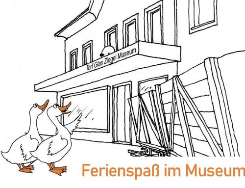 Ferienspaß im Museum!
